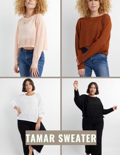 Savvi Tamar Sweater